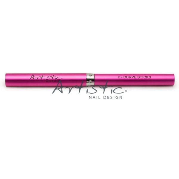 Artistic-Pink-Curve-stick