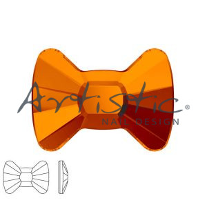 Swarovski-Strass-Tangerine-(259)-2858-6.0-X-4.5mm-Φιογκάκι