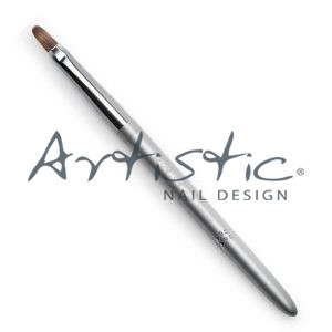 Artistic Gel Brush #9 Oval 03317