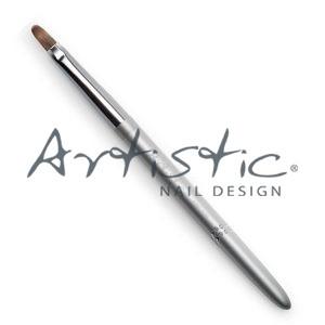 Artistic Gel Brush #9 Oval 03317