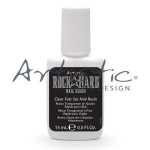 Rock Hard Nail Resin 02439