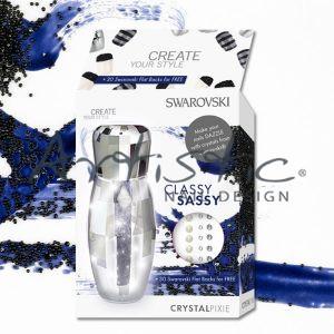 SWAROVSKI--Crystal-PIXIE--classy-sassy