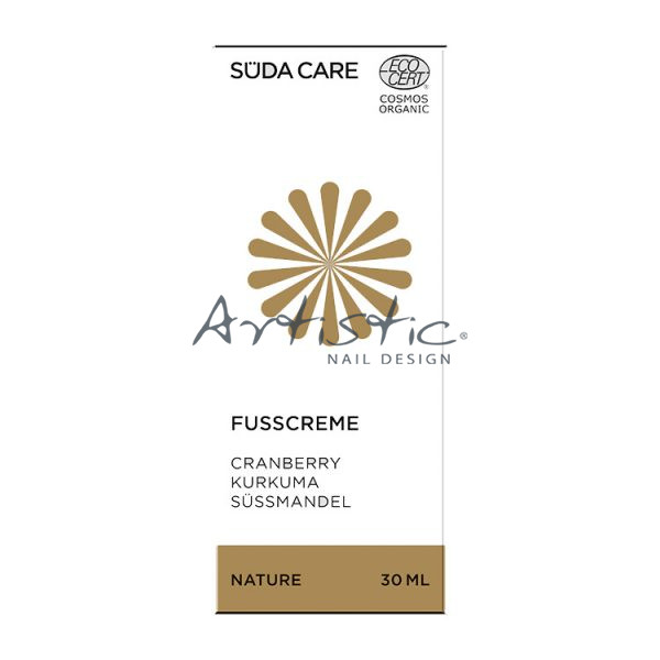 Fusscreme pack 30